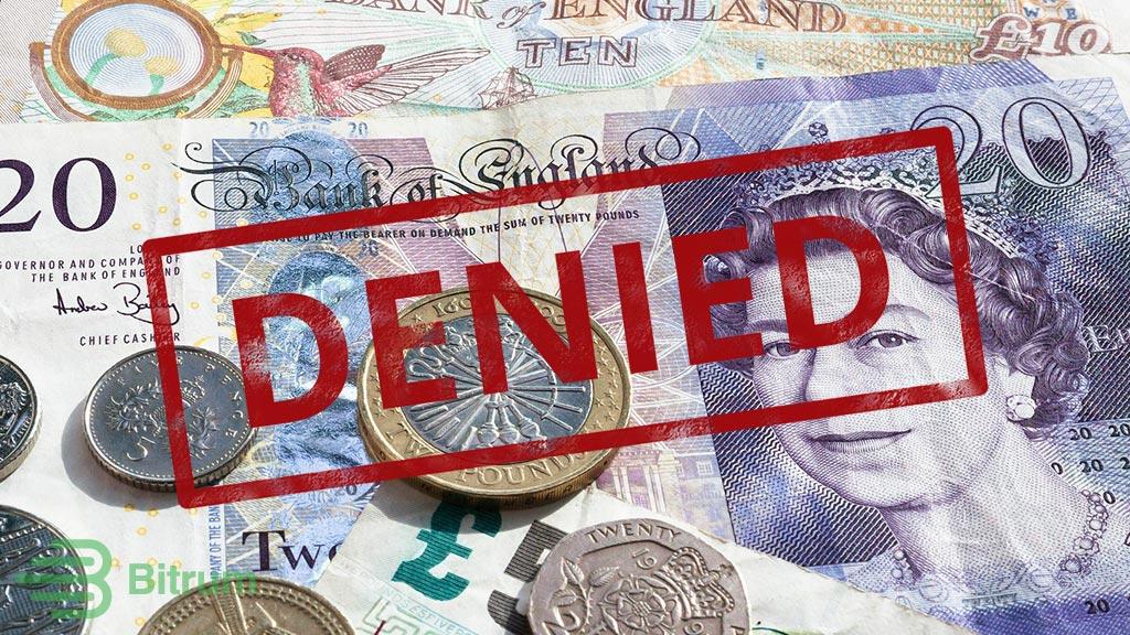 Bedrijven in cryptovaluta afgewezen bij Britse banken