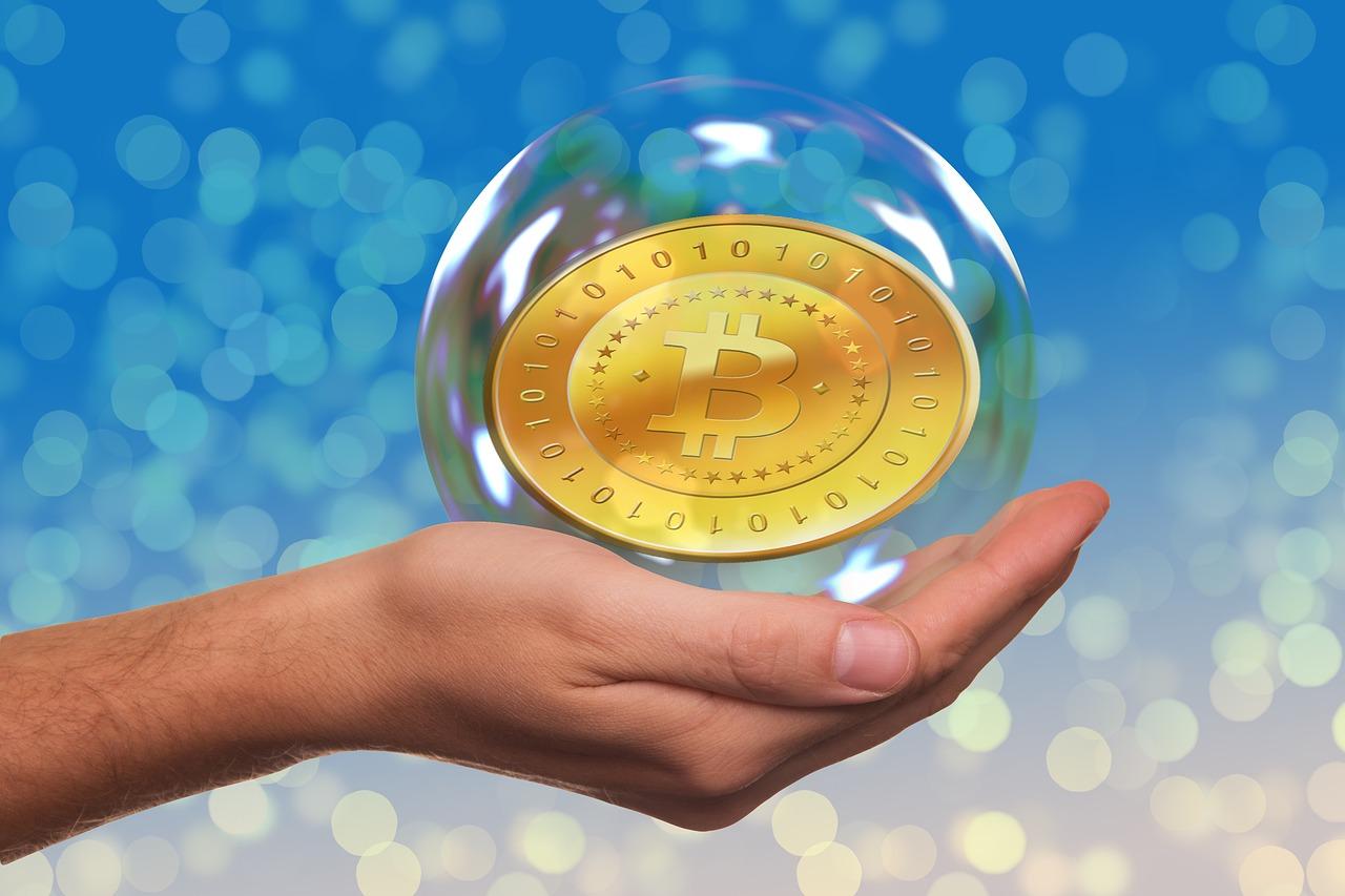 Bitcoin zeepbel